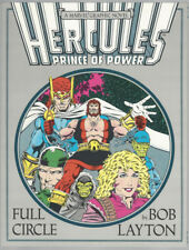 Marvel Graphic Novel 37 Hercules Prince of Power NM/M 9.8 1988 1st Print Layton