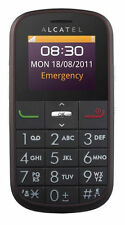 ALCATEL ONETOUCH Alcatel One Touch 282 - Black (Virgin Mobile ) Mobile Phone