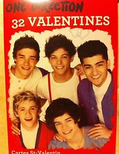 """One Direction """"autographed"""" NOT ORIGINAL SIGN ~ 32 Cards!BNIB SEALED"""