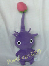 "New Nintendo~ Pikmin game Purple Bud ~9"" Stuffed Plush Doll Collection"