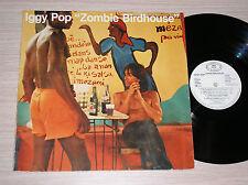 IGGY POP - ZOMBIE BIRDHOUSE - LP 33 GIRI GERMANY