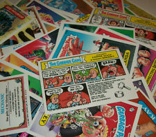 Garbage Pail Kids GPK 1980's Cards MISC Lot x50 Series 2-13 Good Condition Funny