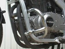 Motorschutzbügel chrom Engine guard Suzuki GS500 E / F