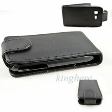 Magnetic Flip Leather Protective Hard Case Cover For Samsung Galaxy Pocket S5300