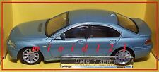 1/43 - BMW 745i Serie 7 - Verde chiaro - Die-cast Cararama
