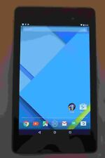 Asus Google Nexus 7 2nd Gen 16GB Black Android 7 Inch WiFi Tablet K008 Used NICE