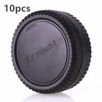 10pcs Body Cover +Lens Rear Cover Cap For Fujifilm X-Pro1 Fuji FX X-Mount X1 Pro