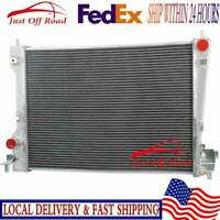 2 Row Radiator For 2000-2008 Ford Jaguar Lincoln Thunderbird V8 4L 4.2L 3L 3.9L