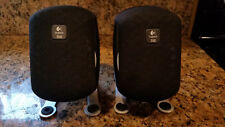 4 Logitech THX Satellite Surround Sound Speakers Z-560