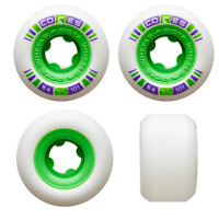 Ricta Skateboard Wheels 54mm Cores 101A Neon Green
