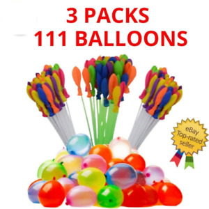 Water Balloons Fast self-Tying Fill Magic Balloon Bombs Summer Toys easy - cheap