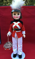 """Effanbees Doll Parade of the wooden soldier 15"""" tall with stand"""