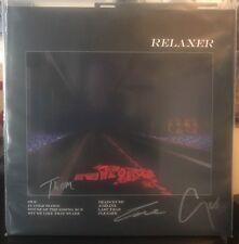 Alt-J - Relaxer Signed Autographed Vinyl Record LP Alt J