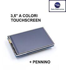DISPLAY LCD PER ARDUINO UNO TFT TOUCH SCREEN A COLORI 3,5″ 480x320 MODULO SHIELD