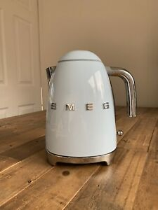 SMEG 50's Retro Style Kettle, Pastel Blue - KLF03PBUK
