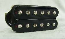NEW! Bare Knuckle Warpig humbucker hand wound BRIDGE pickup Alnico V in black