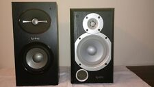 Brand New Harman Kardon Infinity Reference 152 Bookshelf Speakers (Black)