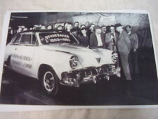 1952 STUDEBAKER ON ASSEMBLY LINE 100 YEARS 1852 - 1952  11 X 17  PHOTO  PICTURE