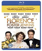 Florence Foster Jenkins  MERYL STREEP / HUGH GRANT  Blu Ray Disc