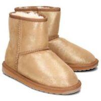 EMU AUSTRALIA BRONTE HI W20001 Boots Braun Damen Stiefel