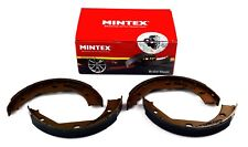 ALPINA BMW MFR432 MINTEX REAR PARKING BRAKE SHOES SET