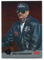 1995 Images Race Reflections Dale Facsimile Signature 2 Dale Earnhardt 554/675