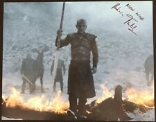 Vladimir Furdik Signed 11x14 Game of Thrones The Night King Exact Proof