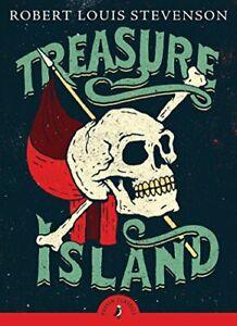 Treasure Island (Puffin Classics) by Stevenson, Robert Louis Paperback Book The
