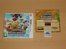 Pokemon Mystery Dungeon - Portale in die Unendlichkeit (Nintendo 3DS)