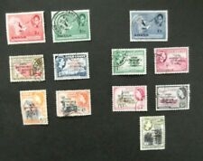 Ghana-1957-Independance issues to 10/--Used