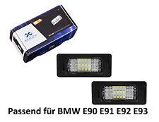 Premium LED Kennzeichenbeleuchtung für BMW E90 E91 E92 E93 3er KB18