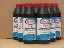 5,43 €/L Meguin Megol Olio Idraulico ATF DEXRON II D 9 x 1 L automatiköl