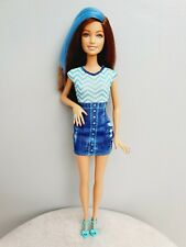 "BARBIE - Glam Hair Teresa 12"" Barbie Doll 2015"