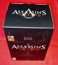 ASSASSIN'S CREED II 2 BLACK EDITION XBOX 360 Versione Italiana - USATO - HF
