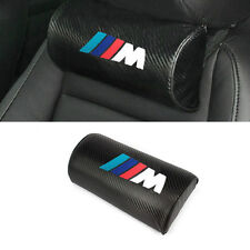 2PCS Car Headrest Supplies Neck cushion Car Pillows For BMW E60 E90 E53 E39 F10