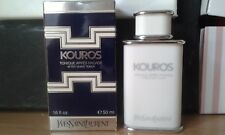 YVES SAINT LAURENT KOUROS MAN AFTERSHAVE SANOFI EDITION 50 ML DISCONTINUED!!!