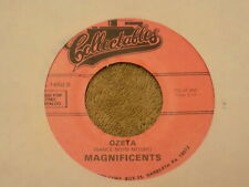 "THE MAGNIFICENTS Don't Leave Me / Ozeta 7"" 45 re"