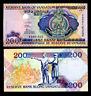 VANUATU Billet 200 VATU P8 2007 SERIE AA UNC NEUF