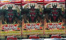 YU GI OH! 3 BOOSTERS ARSENAL MYSTERIEUX 5