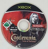 Xbox Original Castlevania Curse Of Darkness DISC ONLY FAST TRACKED FREE POST