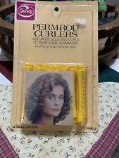 Goody Small Perm Rod Curlers Lot of 14 New In Package VTG 1978 430/2