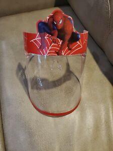 Kids SPIDERMAN face Shield