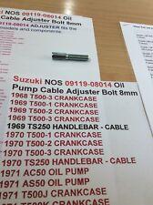 SUZUKI T500 AP50 GT250 GT750 RG500 GT200 GT250 X7 SB200 RG250 PT 09119-08014