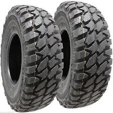2 2357515 Budget 235 75 15 MT Tyres x2 MT 235/75 R15 SUV 4x4 Car MUD TERRAIN