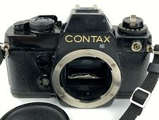 Contax 139 Quartz Film Camera Body - Used & Working