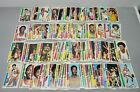 1976-77 Topps Basketball Near Set of 103/144  All Different Oversize Cards