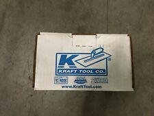 Kraft Tool Cc800 Concrete Bull Float Bracket 4 Bolt Accepts Threaded Handles