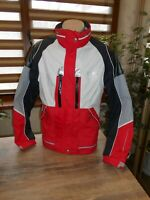 Descente-Ski-snow-Women's-winter jacket Multi-Color size-L USA-8