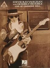 """""""Live at Carnegie Hall"""" by Stevie Ray Vaughan and Doubletrouble  Guitar TAB"""