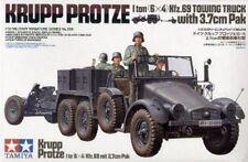 TAMIYA GERMAN KRUPP PROTZE SD.KFZ.69 WITH 3.7cm PAK 1:35 Cod.35259
